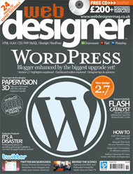 Web Designer Magazine - Issue 155