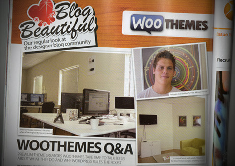Take a tour of WooThemes HQ