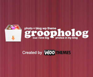Groovy Photo - another photoblogging theme