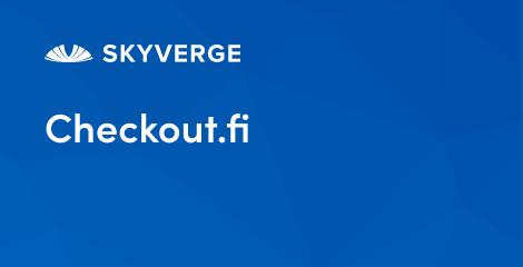 Checkout.fi Gateway