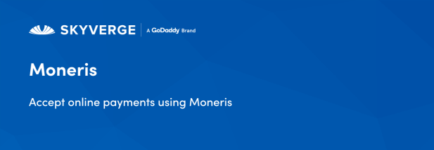 Accept online payments using Moneris