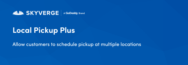 Allow customers to schedule pickup at multiple location