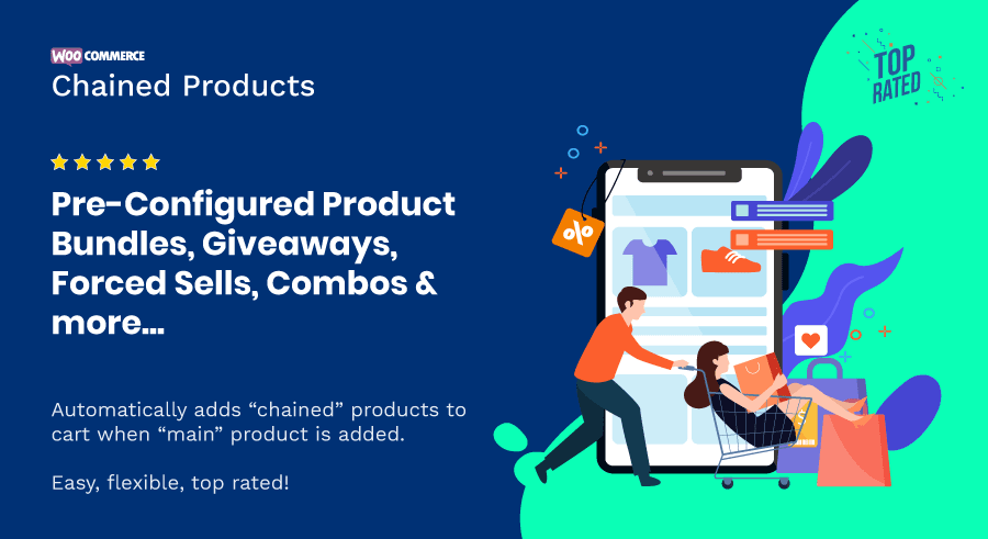 WooCommerce Chained Products WooCommerce Extension