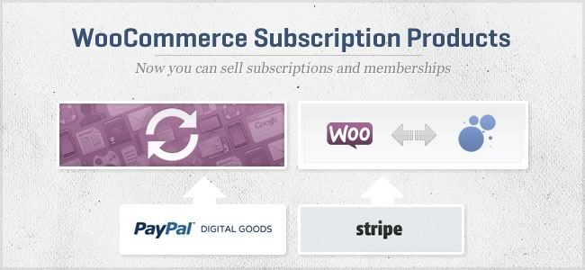 Subscription Products