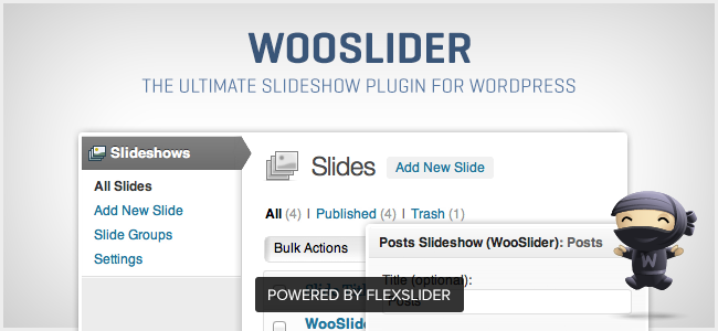 WooSlider has landed!