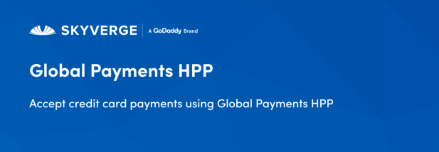 ccept credit card payments using Global Payments HPP