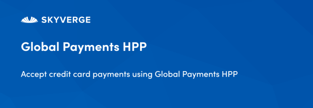 Accept credit card payments using Global Payments HPP