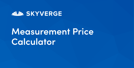 Measurement Price Calculator