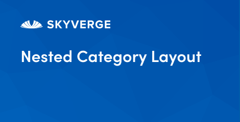 Nested Category Layout
