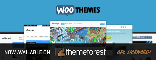 WooThemes best place to buy WordPress Themes