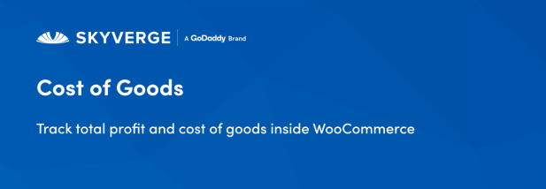 Track total profit and cost of goods inside WooCommerce
