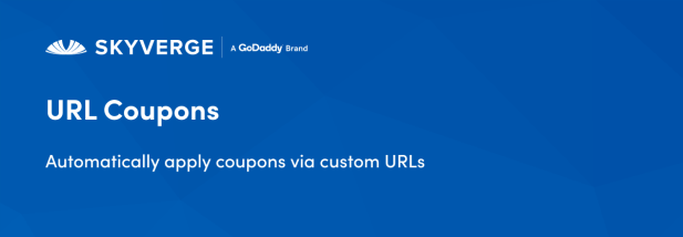 Automatically apply coupons via custom URLs