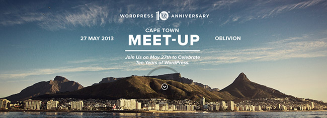 10-years-wordpress-cape-town