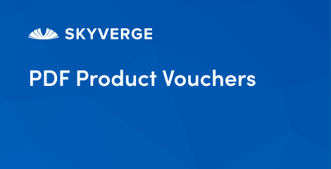 PDF Product Vouchers by SkyVerge