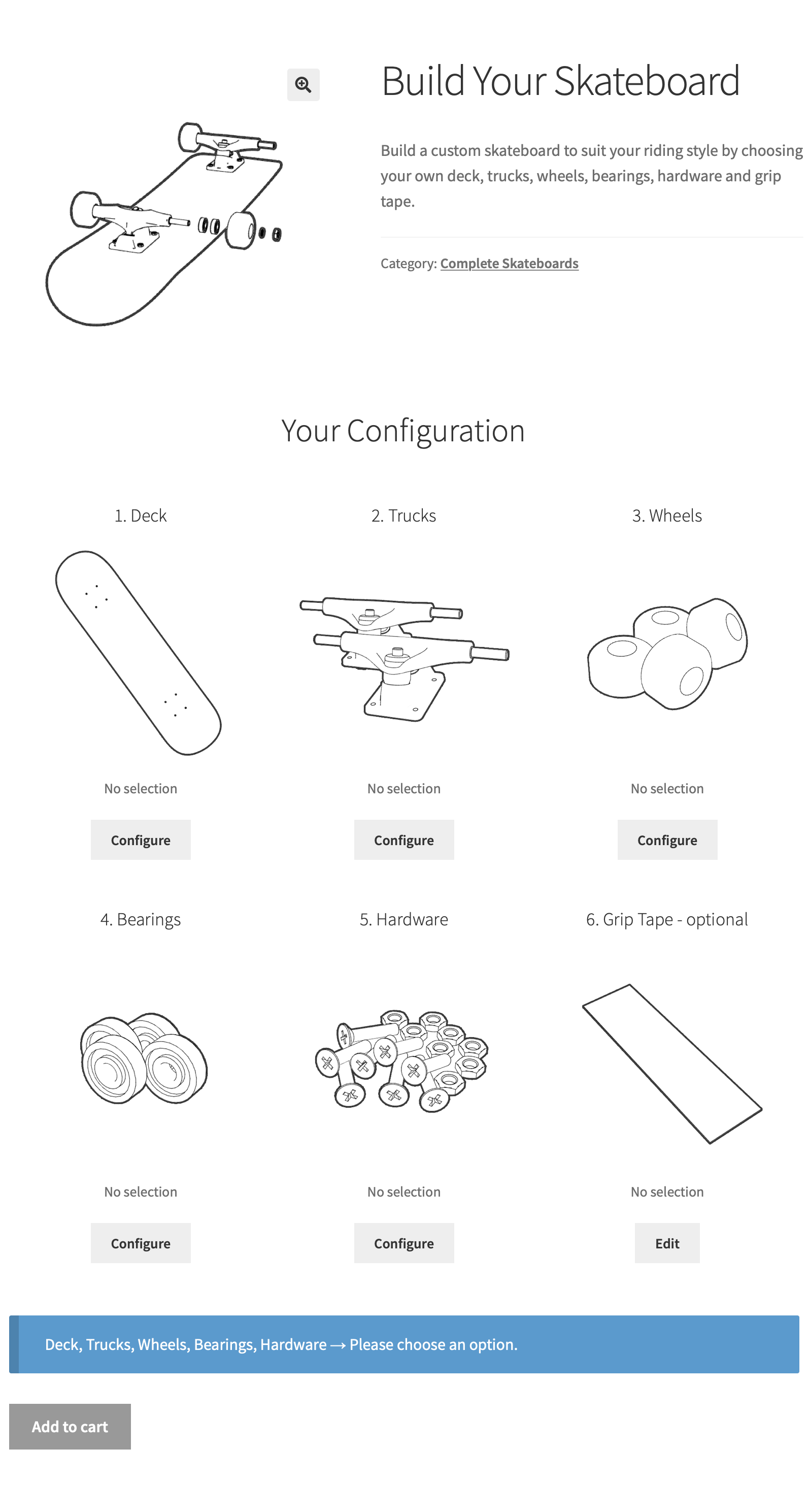 Découvrez Composite Products: le créateur de produits WooCommerce par excellence.