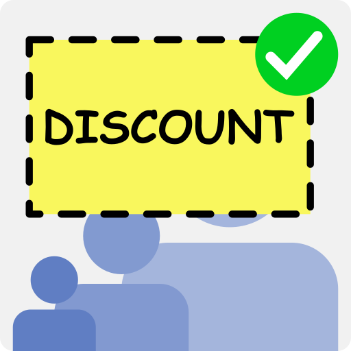 Automatically apply Coupons to Group Members