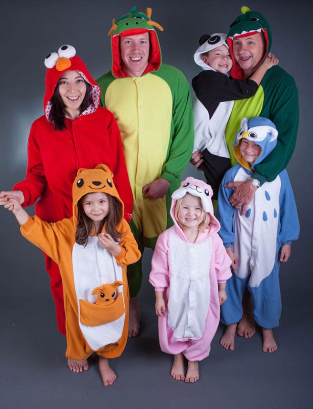 Stay tuned for the new kids range of animal suits