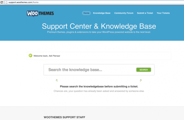 Search our extensive knowledgebase for your answer.