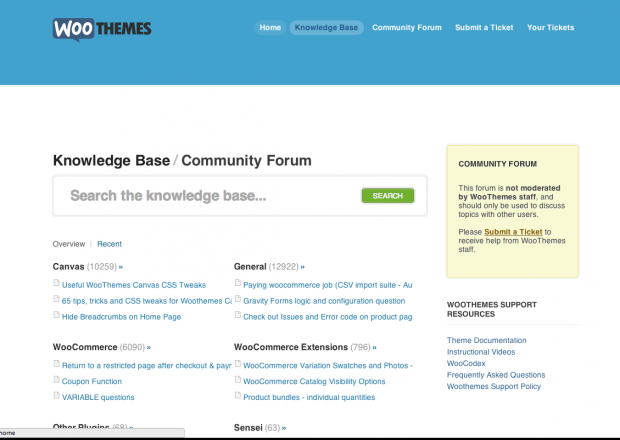 We encourage our community members to help each other using our dedicated forums.