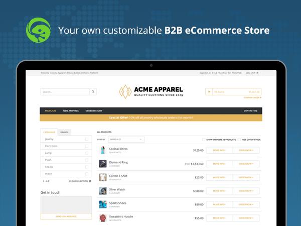 WooCommerce - 101/155 - The most customizable eCommerce