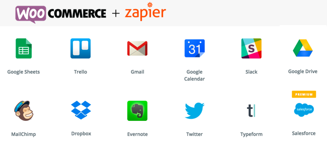 WooCommerce Zapier Integration 650