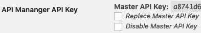WooCommerce API Manager API Key Control