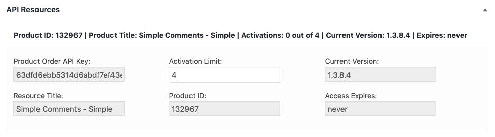 WooCommerce API Manager 2.3.9-软件授权API管理器插件插图26