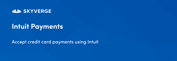 Accept credit card payments using Intuit