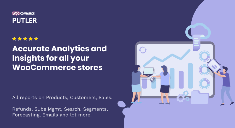 WooCommerce Analytics tool