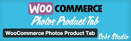 Photos Product Tab