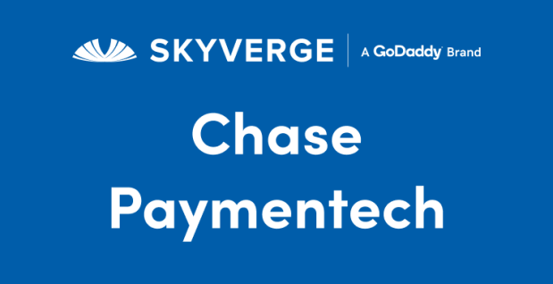 Accept credit card payments using Chase Paymentech