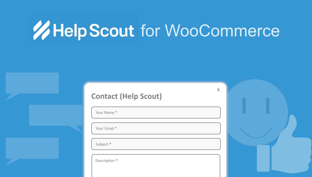 Help Scout WooCommerce Plugin