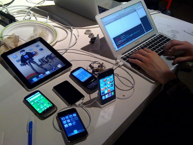 Mobile Site and Mobile Apps