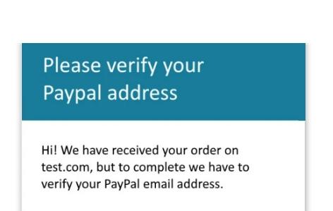 5 paypal verify