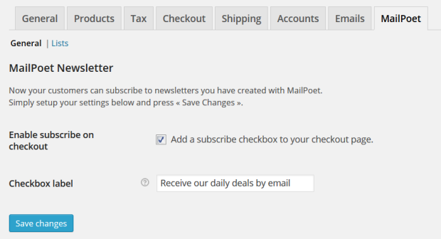 mailpoet-woocommerce-settings