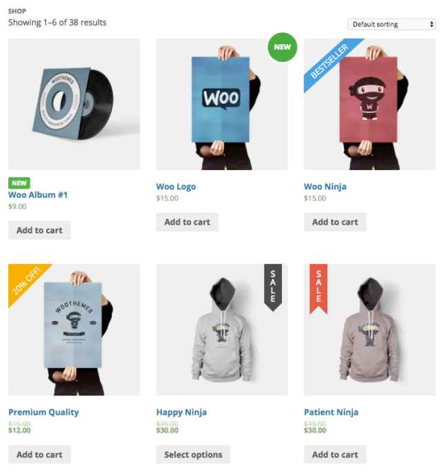 Woocommerce Advanced Product Labels Woocommerce