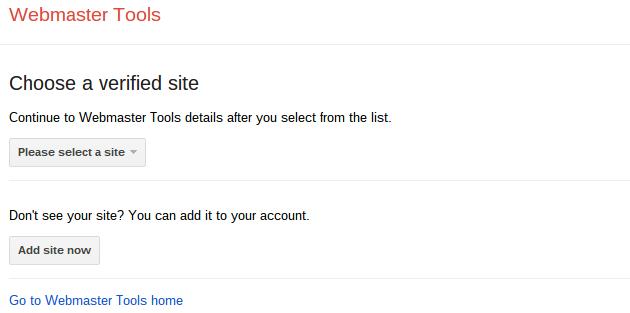 choose a verified site