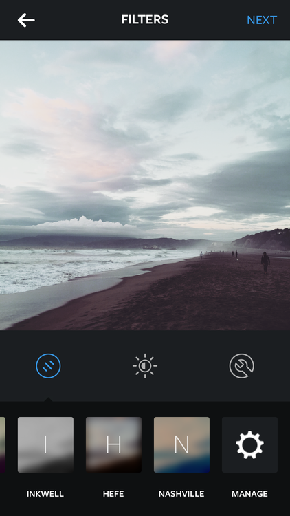 Filters are part of Instagram's huge appeal. (Image credit: Instagram Blog)