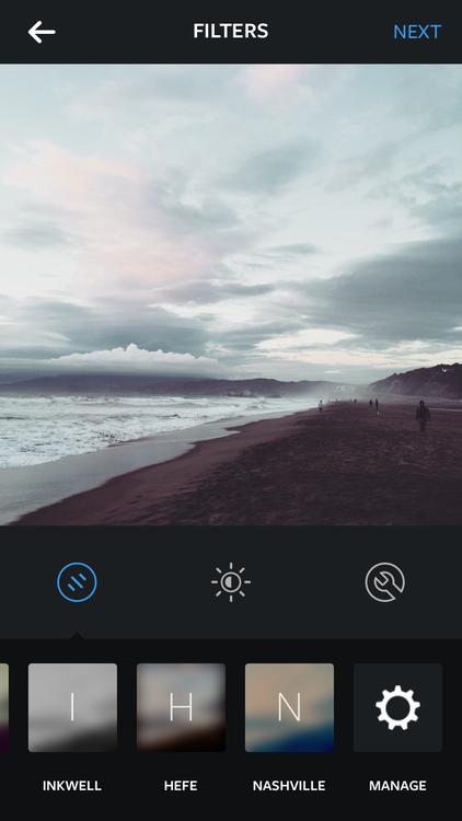 Filters are part of Instagram's huge appeal. (Image credit: Instagram Blog)