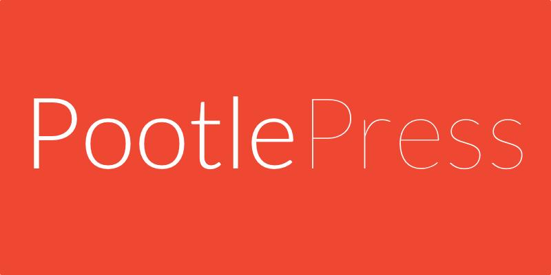 pootlepress logo