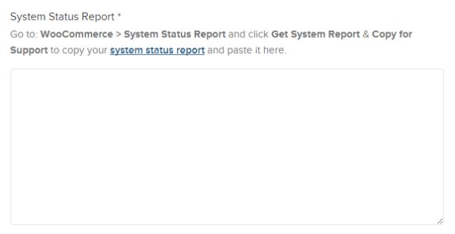 systemstatus