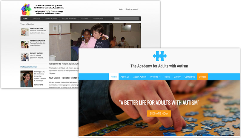 The Academy for Adults with Autism