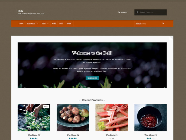 Deli made its debut in March of this year.