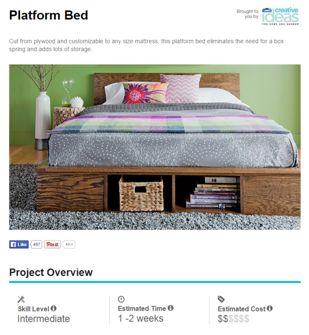 lowes-bed-project
