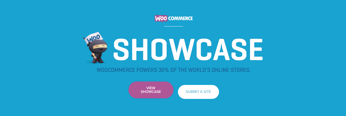 Submit a site to the showcase