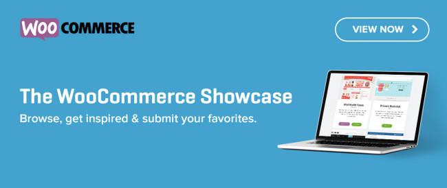 WooCommerce Showcase Banner