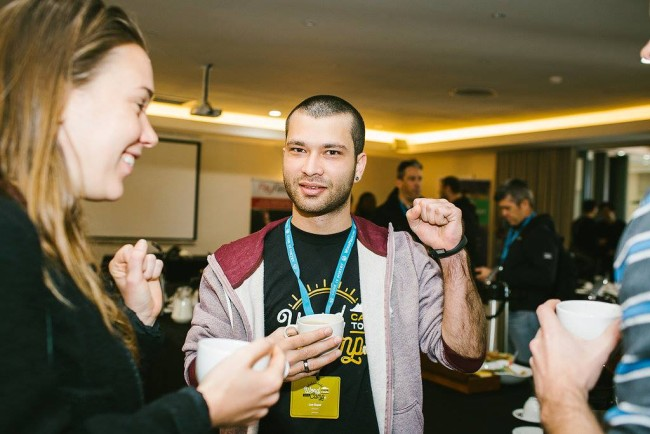 After attending WordCamp Cape Town 2015, Leo Gopal landed a great new job with local agency, Nona Creative