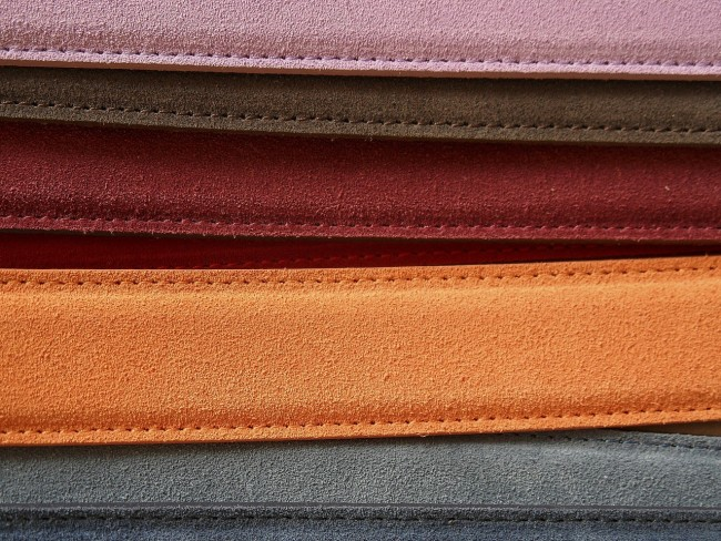 Personalization allows you to test the waters for stocked colors and fabrics, if you wish.