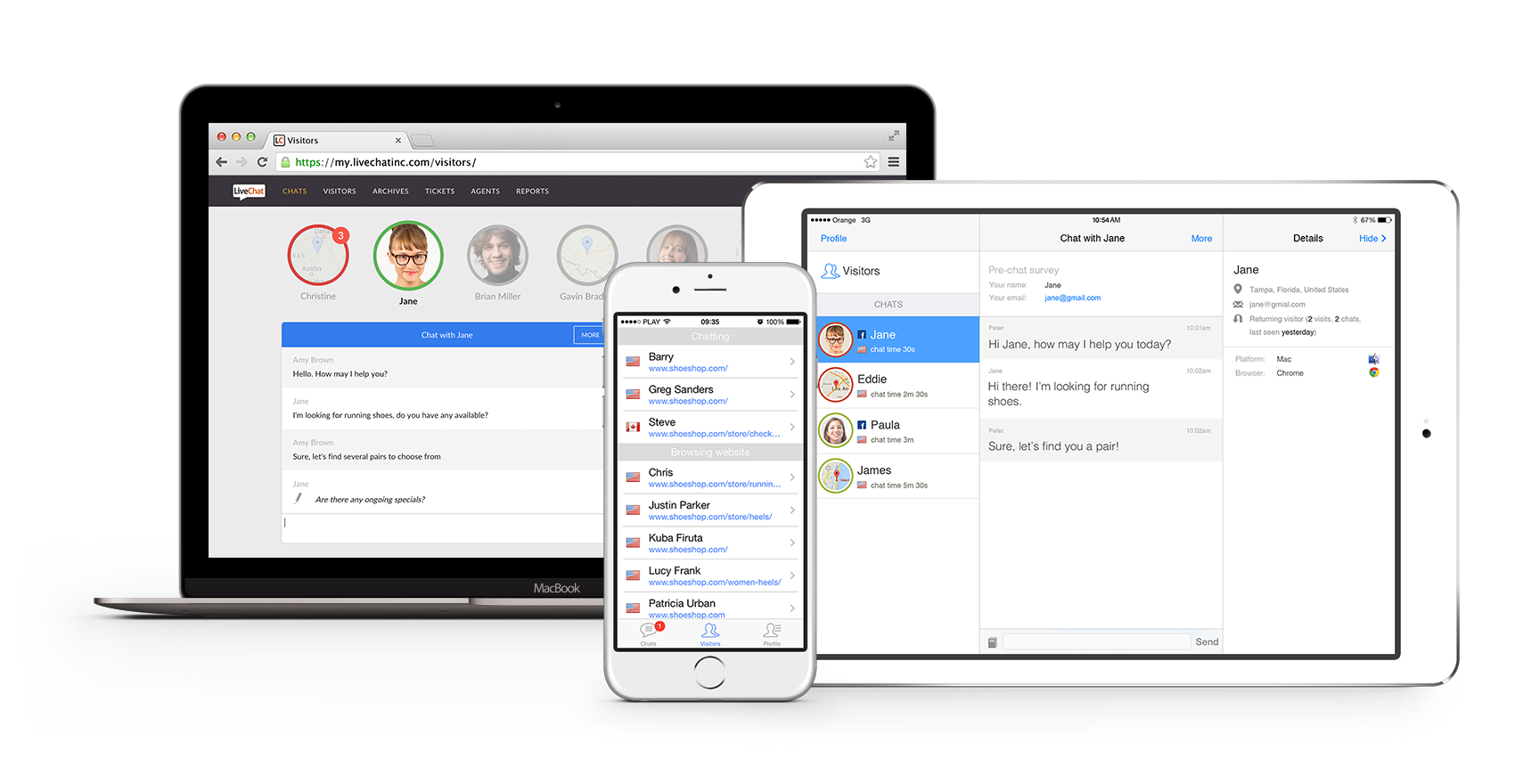 LiveChat for WooCommerce - WooCommerce