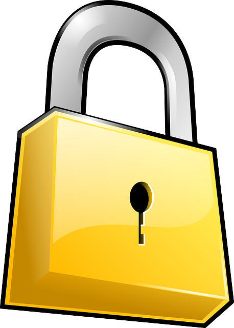 SSL is a simple way of securing your site.